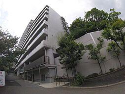 兵庫県宝塚市月見山1丁目の賃貸マンションの外観