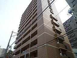 静岡県浜松市中区田町の賃貸マンションの外観
