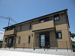 兵庫県加古川市神野町石守の賃貸アパートの外観