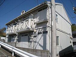 アークミヤシモA[202号室]の外観