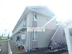 ハイツKISHI[2階]の外観