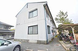 広島県廿日市市佐方の賃貸アパートの外観