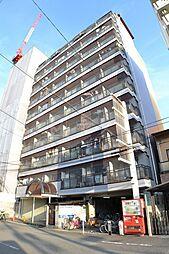 大国町池田マンション[8階]の外観