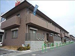 大阪府茨木市平田2丁目の賃貸マンションの外観