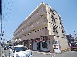 兵庫県加古川市別府町新野辺北町6丁目の賃貸マンションの外観