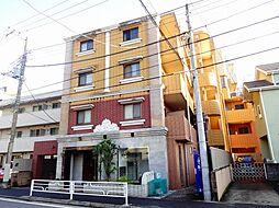 エルミタージュ横浜ベイ[1階]の外観
