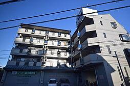大阪府羽曳野市西浦1丁目の賃貸マンションの外観