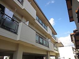 広島県広島市安佐南区中筋3丁目の賃貸マンションの外観