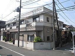 ダブルエイト三田[2階]の外観