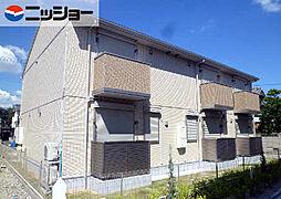 プランドール鳴尾[2階]の外観