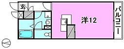 グレイスフル立花2[103 号室号室]の間取り