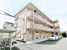 静岡県富士市蓼原町の賃貸マンションの外観