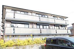 愛知県名古屋市天白区梅ヶ丘5丁目の賃貸アパートの外観