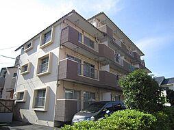 松栄スカイコーポ[1階]の外観