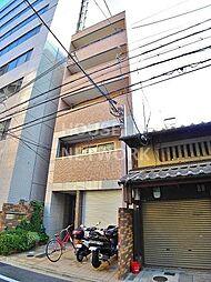 京都府京都市下京区御供石町の賃貸マンションの外観