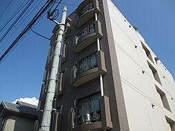 マンション逸[3階]の外観
