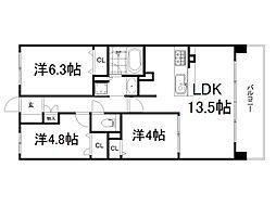 六地蔵駅 15.0万円