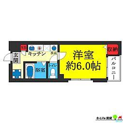 アビコ88マンション[2階]の間取り