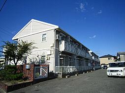 パインコート A棟[2階]の外観