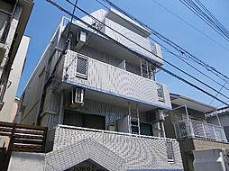 兵庫県神戸市中央区宮本通4丁目の賃貸マンションの外観
