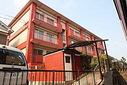 愛知県名古屋市名東区藤森1丁目の賃貸マンションの外観