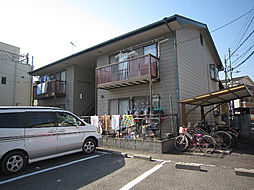 愛媛県松山市桑原4丁目の賃貸アパートの外観