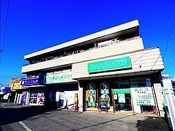埼玉県所沢市星の宮1丁目の賃貸マンションの外観
