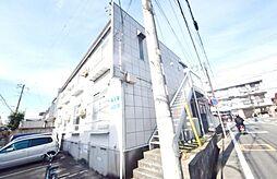 神奈川県相模原市緑区二本松4丁目の賃貸アパートの外観
