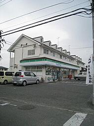 菖蒲アパートA[203号室]の外観