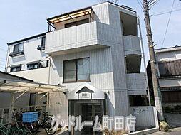 神奈川県相模原市南区文京2丁目の賃貸マンションの外観