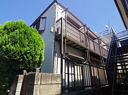 コーポカヤマ[1階]の外観
