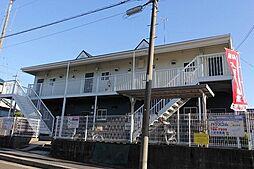愛知県名古屋市名東区大針3-の賃貸アパートの外観