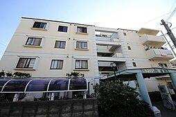 サンパレス尾浜[4階]の外観
