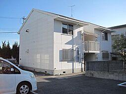 広島県東広島市安芸津町風早の賃貸アパートの外観