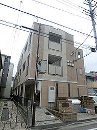 キャッスルコートA[2階]の外観