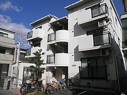 大阪府豊中市庄内栄町4丁目の賃貸マンションの外観