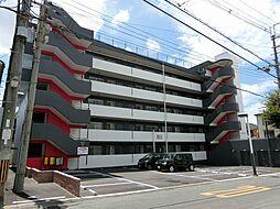 パナグレープ[4階]の外観