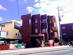 煉瓦館トワゾー[1階]の外観