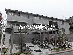 東京都板橋区小茂根3丁目の賃貸アパートの外観