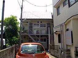 アパート・グロリア[2階]の外観