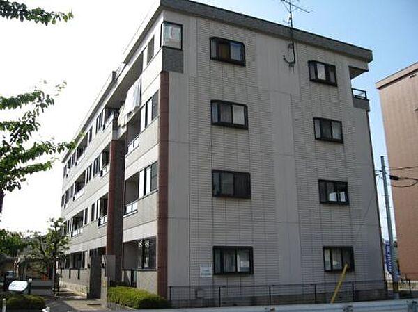 中島マンション[0402号室]の外観