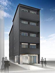 仮)西院平町新築マンション[105号室]の外観