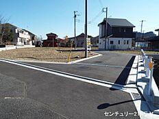 幅員5m前面道路