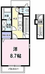 小宮駅 6.2万円