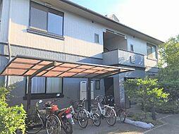 レイモンドサンヴィレッジC[1階]の外観
