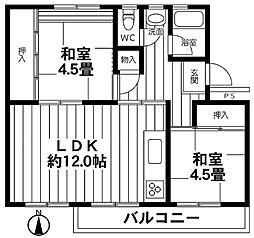 🉐敷金礼金0円!🉐高幡台団地