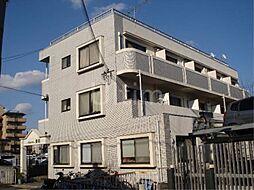 京都府京都市左京区一乗寺大原田町の賃貸マンションの外観