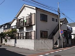 パルフェ上志津B棟[2階]の外観