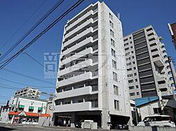 北海道札幌市東区北十四条東1丁目の賃貸マンションの外観