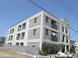 京都府京都市北区西賀茂鹿ノ下町の賃貸マンションの外観